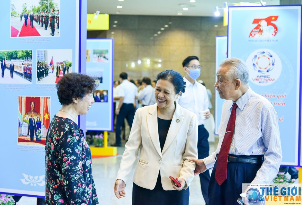 diplomatic sectors 75 year experiences shared at hanoi conference