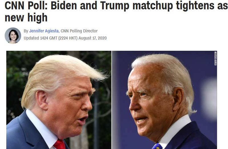 us gains advantage over china as trump gets ahead of biden in presidency race