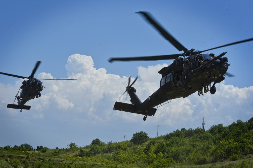 2 US soldiers killed, 3 hurt in training crash on San Clemente Island