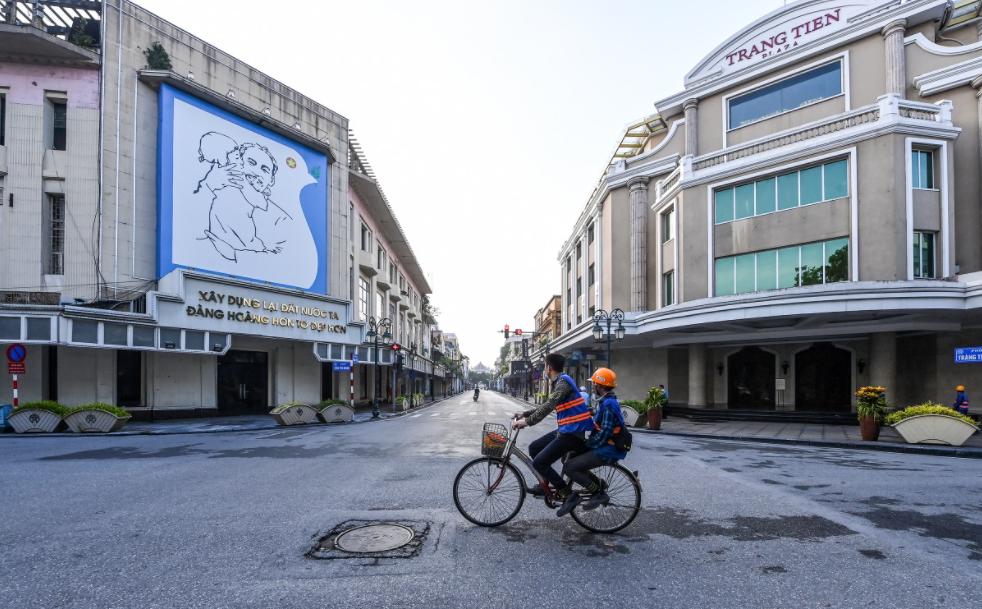 Vietnam Covid-19 Updates (August 2): Ho Chi Minh City Extends Social Distancing