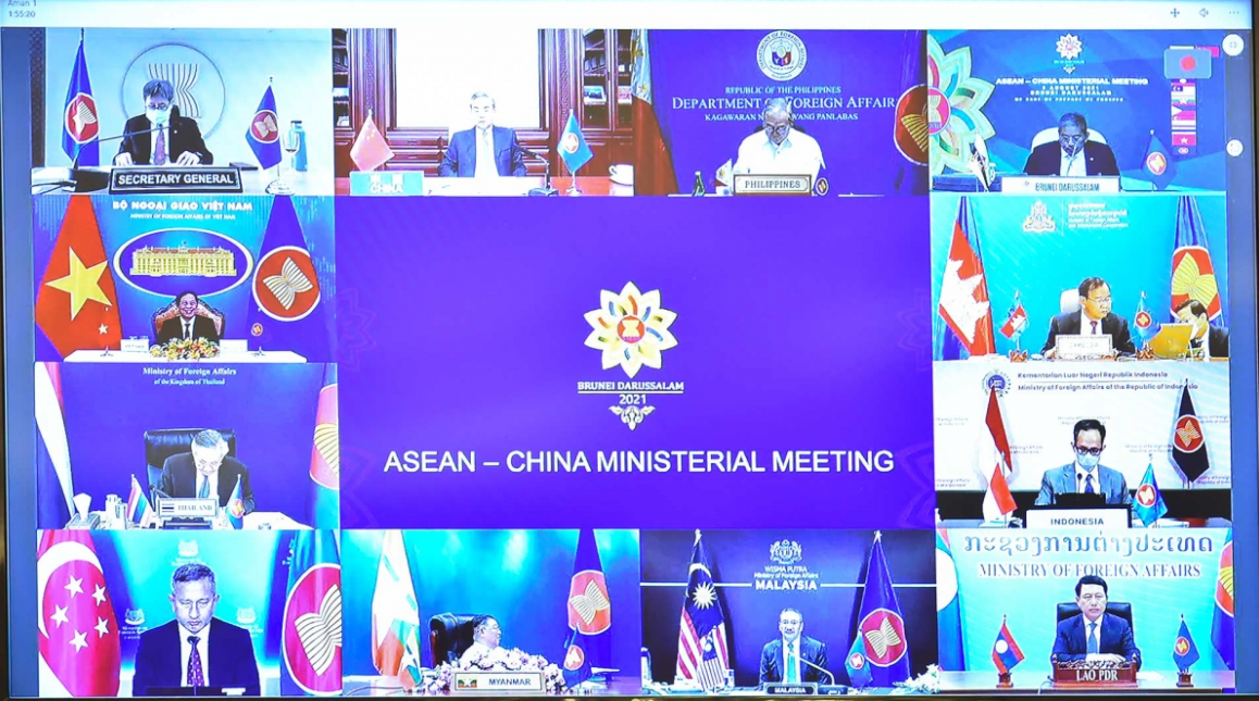 Vietnam Appreciates Proposal to Upgrade ASEAN-China Relations
