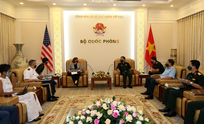 Vietnam - US Works Closely to Settle War Consequences