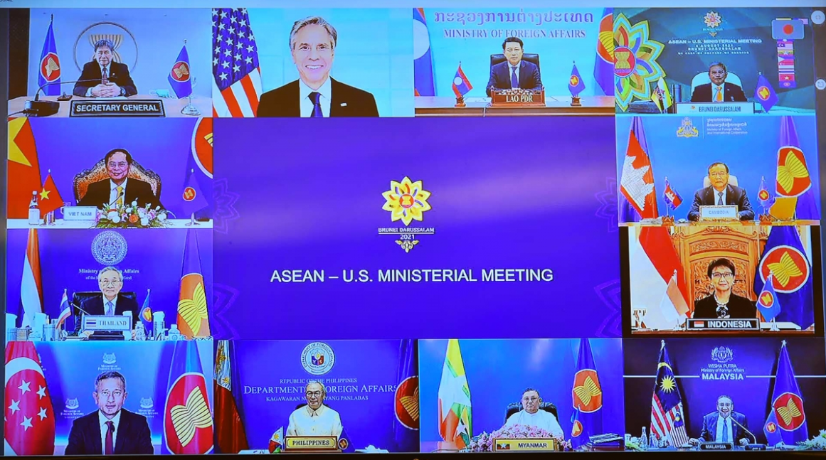 Foreign Ministers Support ASEAN's Standpoint on South China Sea