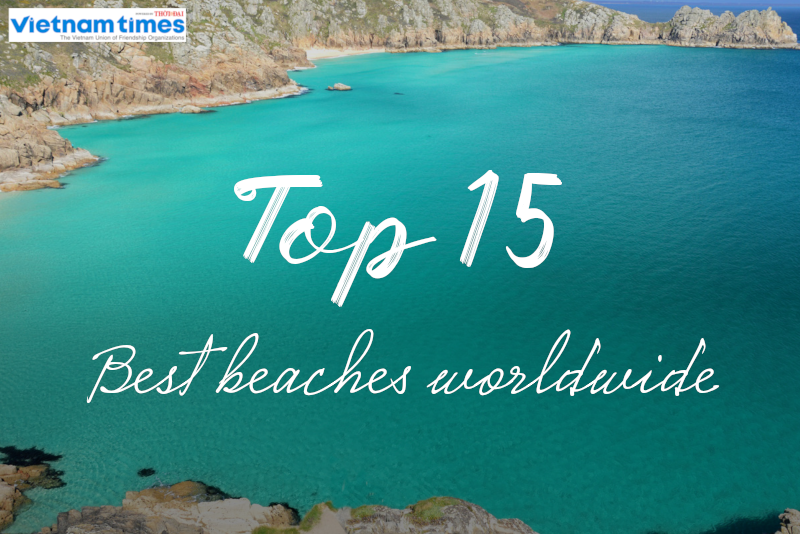 Top 15 Best Beaches in the World