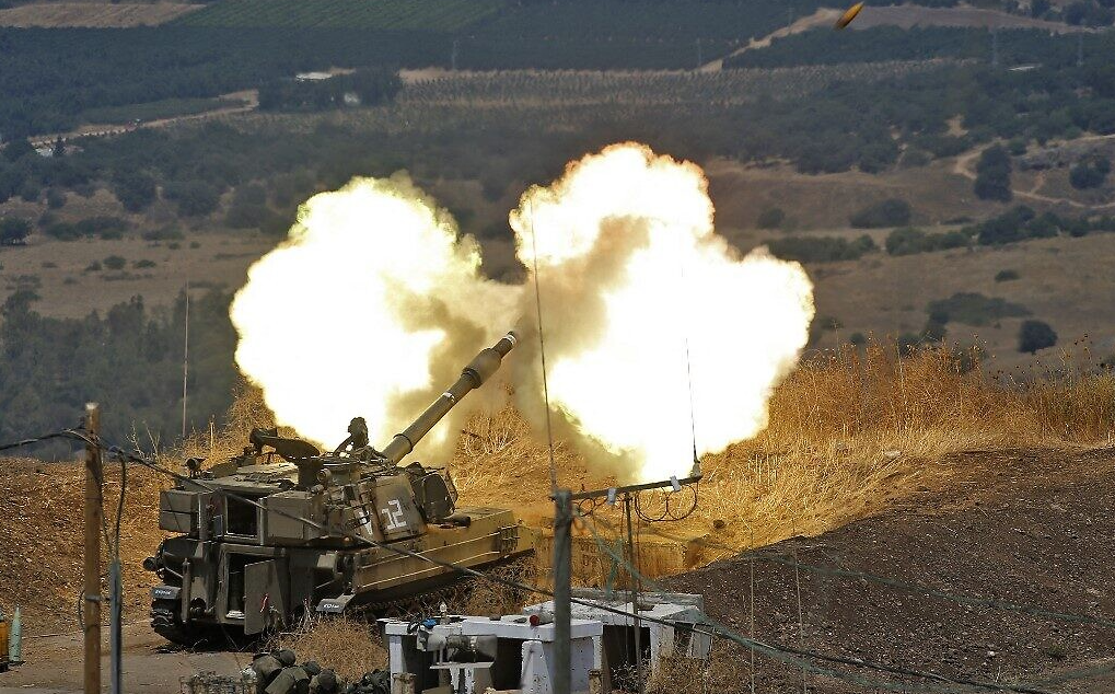 Hezbollah Risks War To Test Israel With First Rocket Attack In 15 Years