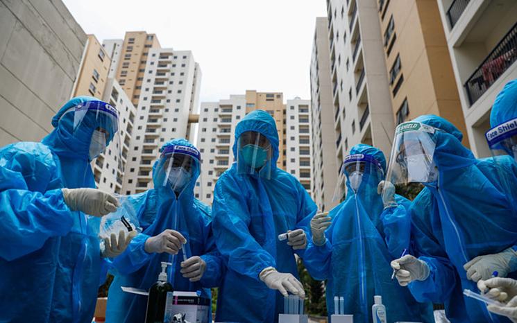 Vietnam Covid-19 Updates (August 8): Vietnam Allows Home Quarantine For F0 cases