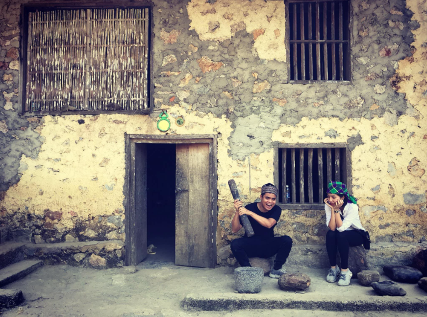 Ancient Stone Village in Cao Bang