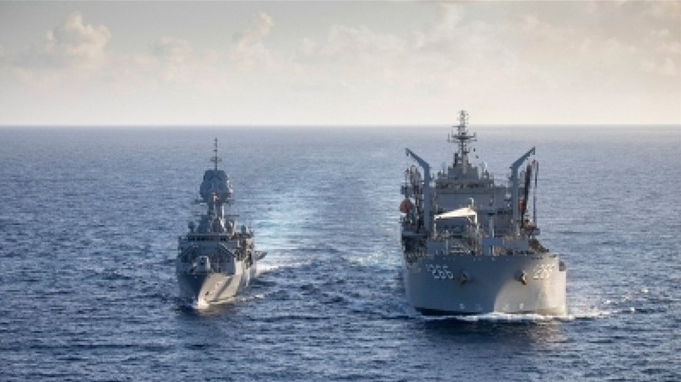 Amid Rising Tensions, World Powers Gather in Bien Dong Sea