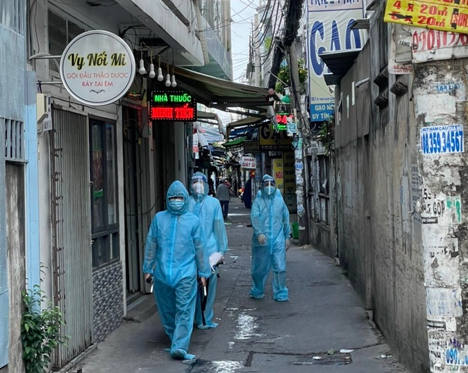 Vietnam Covid-19 Updates (August 10): Over 5,000 New Cases Recorded in Last 12 Hours