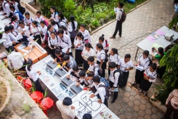 Prince Group Partners with Caring for Cambodia, Sponsors Career Prep Program