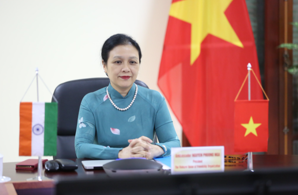 People's Diplomacy Plays Important Role in Enhancing Vietnam - Indian Relations