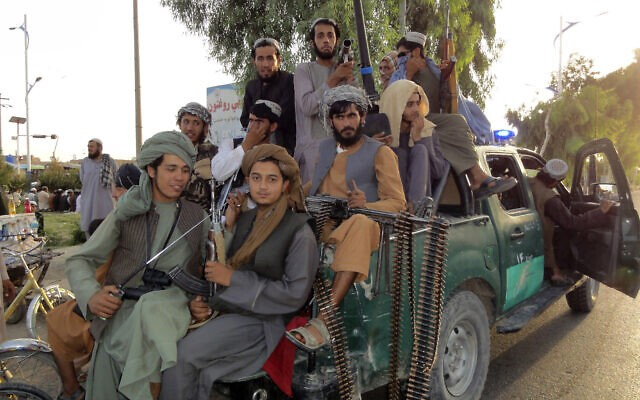 Who is Taliban - From a Group of Students to Regime Seizing Power in Afghanistan?