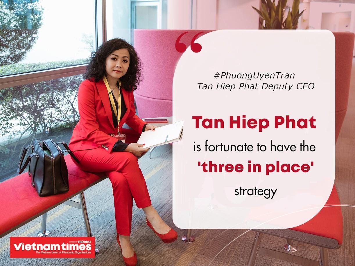 Deputy CEO Reveals Tan Hiep Phat's 'Survival Vaccine'