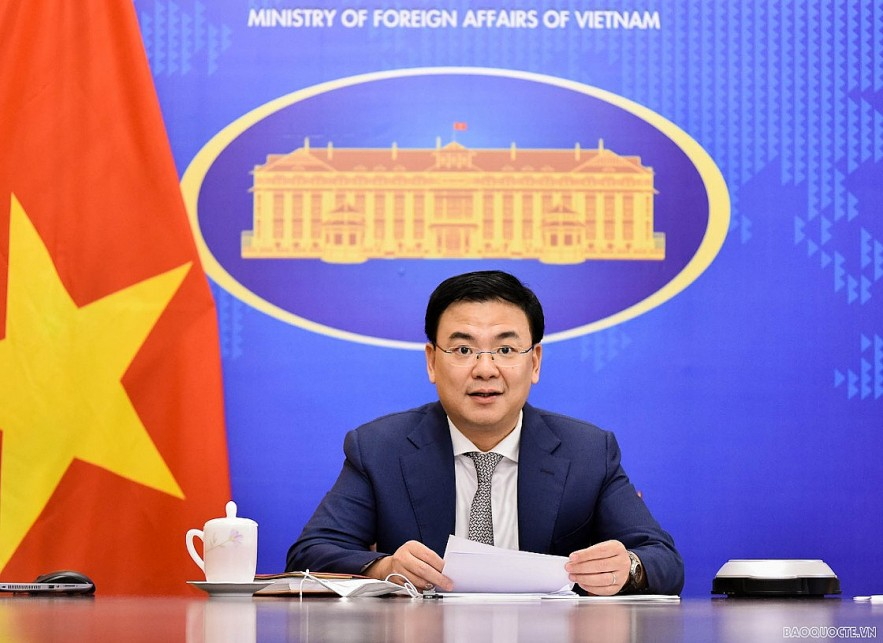Vietnam Seeks Stronger Cooperation With Middle East Nations