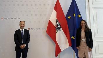 Vietnam, Austria Boost Cooperation Towards 50 Years of Diplomacy