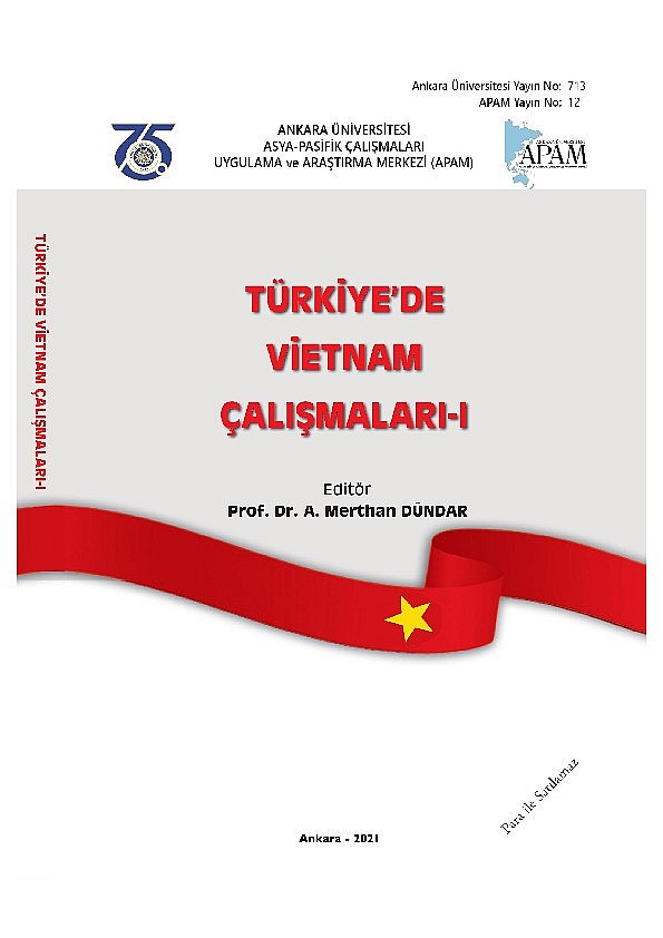 Research Center Unveils New Book about Vietnamese History, Written in Turkish