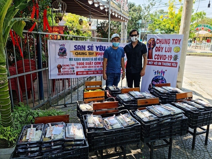 Swedish Couple Devoted to Charity Works in Vietnam