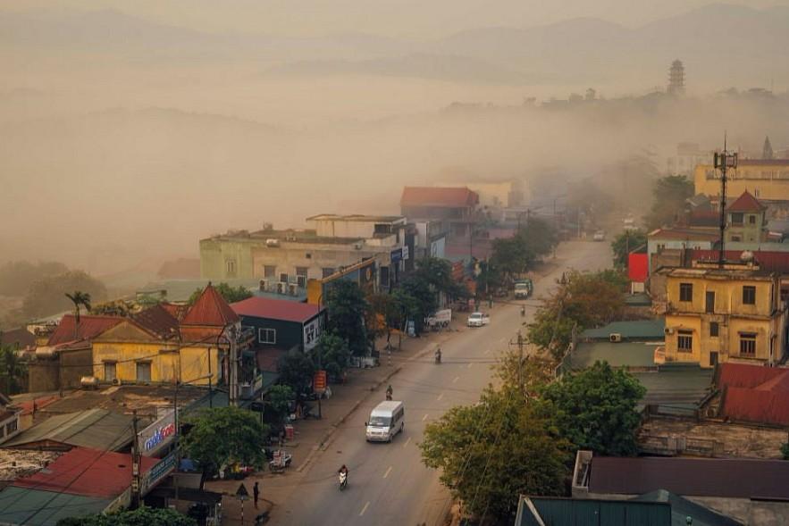 Photo: Khe Sanh - A miniature Da Lat in Quang Tri