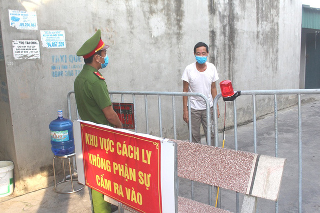 COVID-19 Updates (September 11): Hai Duong removes several quarantine blockages