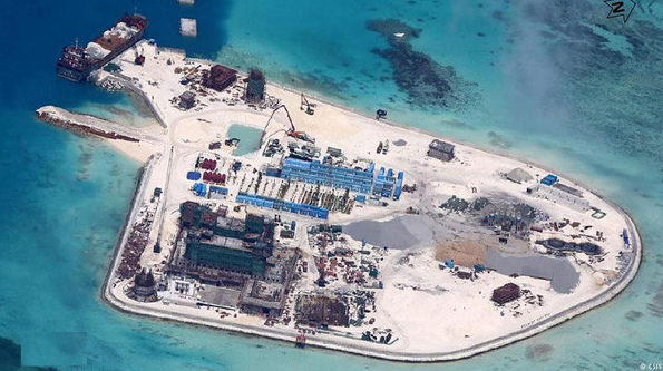 us to asean reconsider deals with china firms which build facilities on bien dong sea