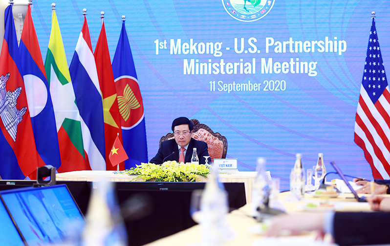 US pledges to provide over US$153 million in assistance to Mekong countries