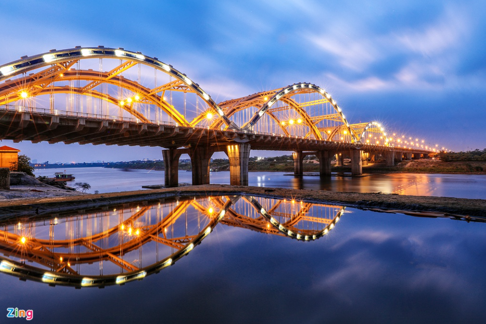 in photo iconic bridges of vietnams big cities