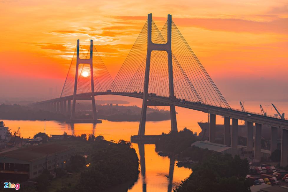 in photo iconic bridges of vietnams big cities