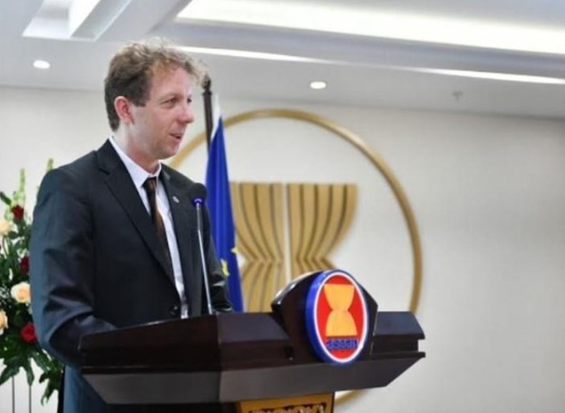 eu ambassador to asean appreciates vietnams efforts to host amm 53 related meetings