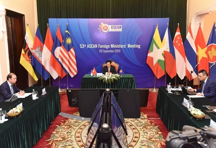 eu ambassador to asean appreciates vietnams efforts to host amm 53 related meetings