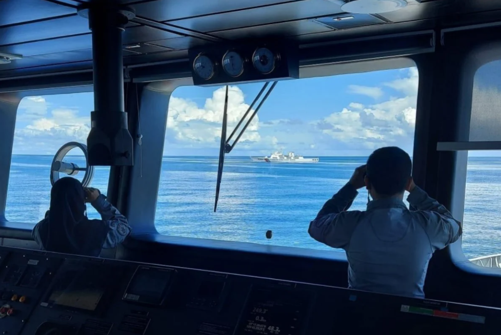 indonesia protests against china ship in its waters