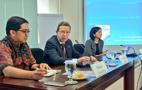 Russian Ambassador hails Vietnam's efforts as ASEAN Chair