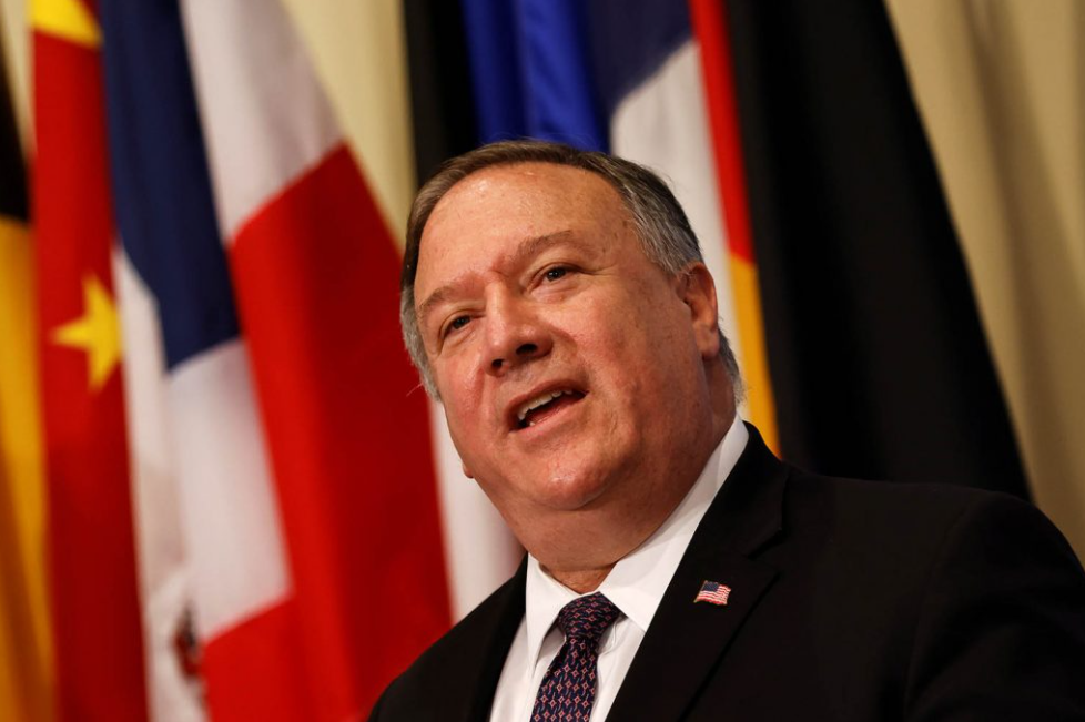 us secretary of state the world increasingly regards china as a threat