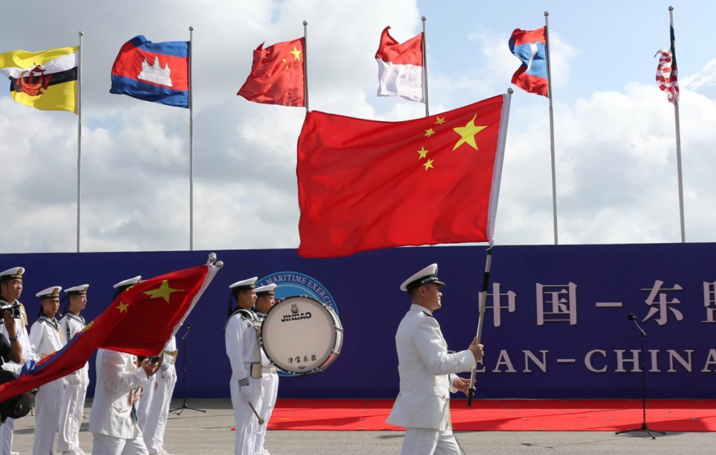 asean china resume coc talks