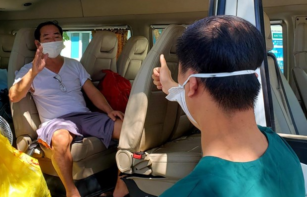 covid 19 updates september 24 last patient in da nang released from hospital