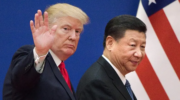war will benefit no one global concern over us china tensions