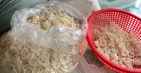 recycled condoms seized in vietnam makes intl headlines experts raise their voice