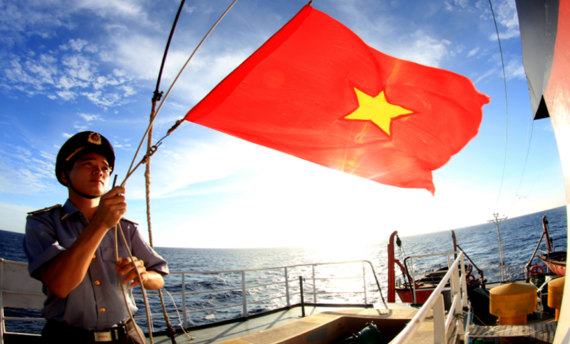 vietnam pursues consistent policy of defending national territory