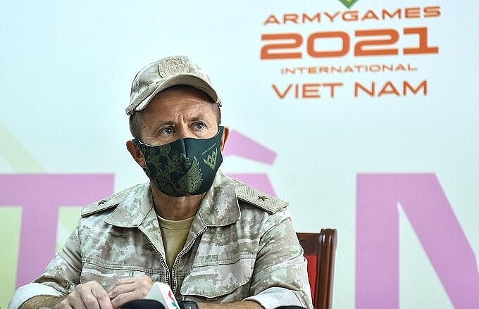 Russia Impressed with Vietnam's Army Games Organization