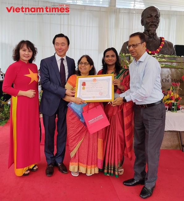 Indo-Vietnam Solidarity Committee Holds Seminar To Boost Bilateral Ties