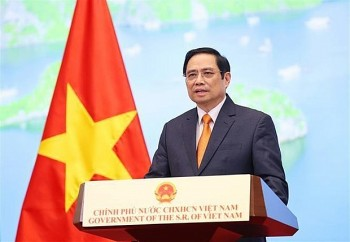 Prime Minister Promotes Digital Economy Development  At Global Summit