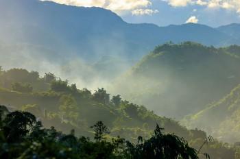 Early Autumn in Vietnamese Tourist Destinations