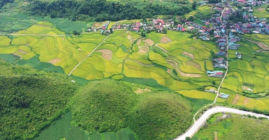 Photos: The Majesty of Rice Paddies in Ha Giang