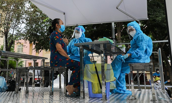 Vietnam Covid-19 Updates (September 8): Hanoi Aims to Control Pandemic by Sept. 15