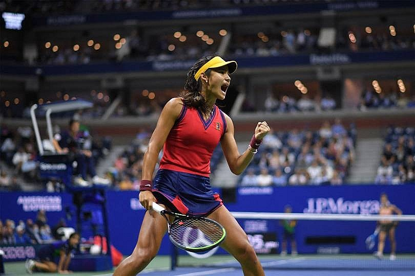 Who is Emma Raducanu - Youngest British Tennis Player to Reach US Open Final in Open Era?