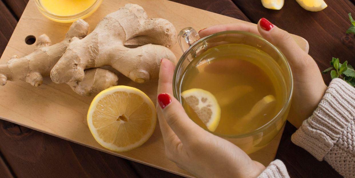 Surprising Health Benefits of Ginger Tea