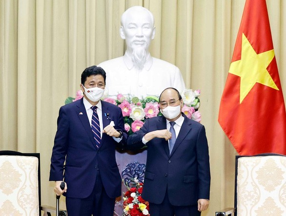 Vietnam, Japan Discuss South China Sea Issue