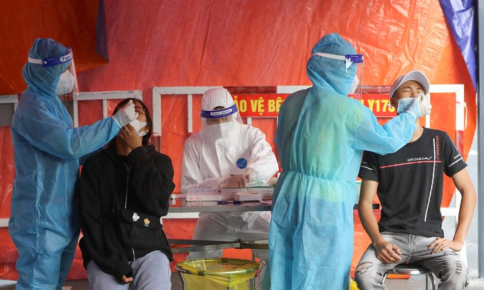 Vietnam Covid-19 Updates (September 18): Vietnam Records 11,521 New Covid-19 Cases