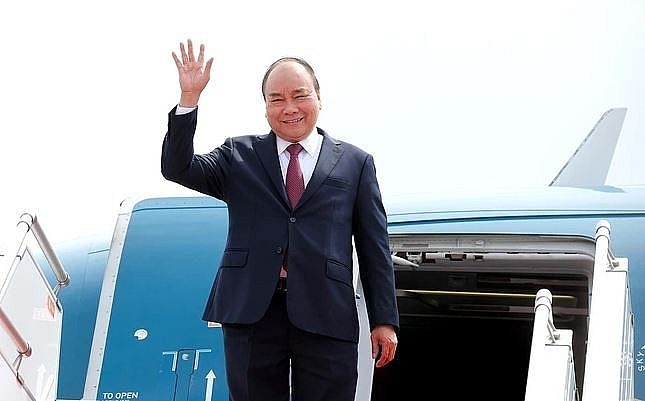 President Jets Off To Cuba, Marking a Historic Visit in Two Countries' Relations