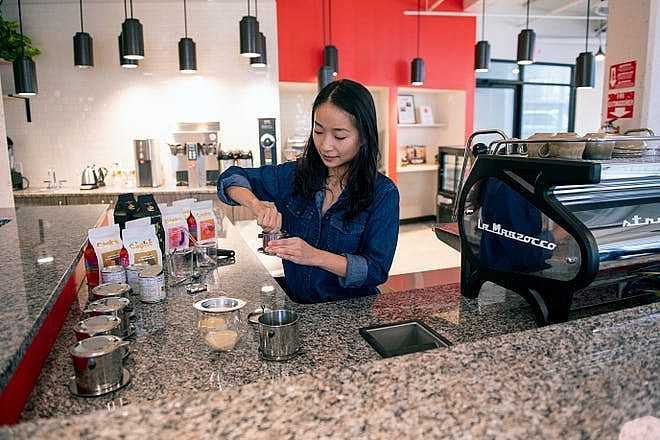 Vietnamese Craft Coffee Blooming In America, Says Courier Post