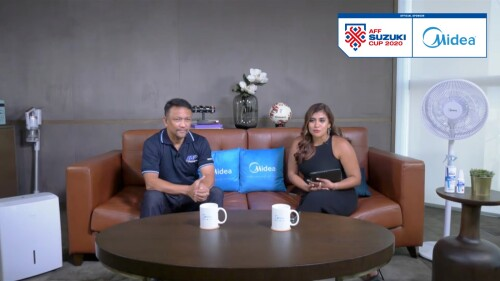 Midea Comes Onboard the AFF Suzuki Cup 2020 as Official Sponsor